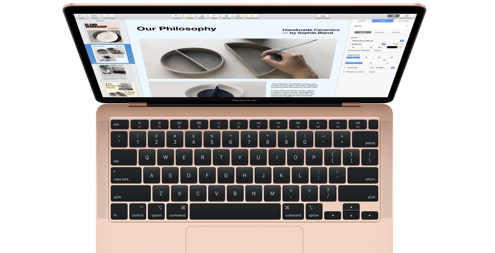 Prime Day : bons plans sur les Macbook ©Apple
