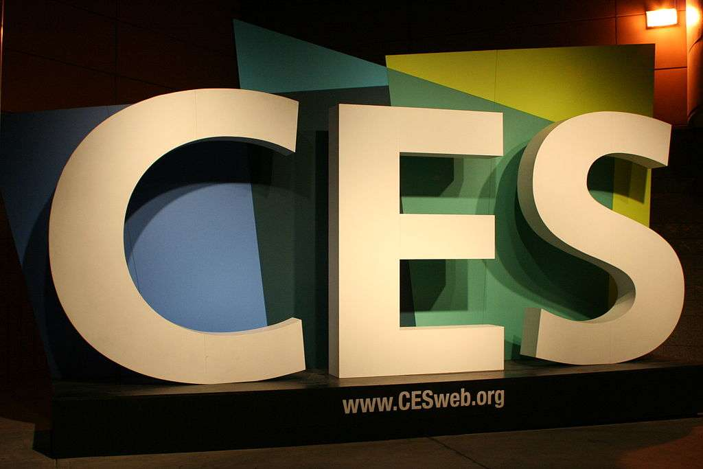 Au Consumer Electronics Show, qui se tient à Las Vegas, de nombreuses entreprises françaises étaient présentes avec leurs innovations. © Ben Franske, Wikimedia Commons, GNU 1.2