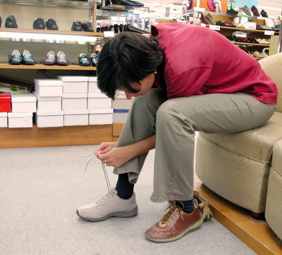 Pour les chaussures, privilégiez maintien et confort - Source : Radu Razvan - Fotolia