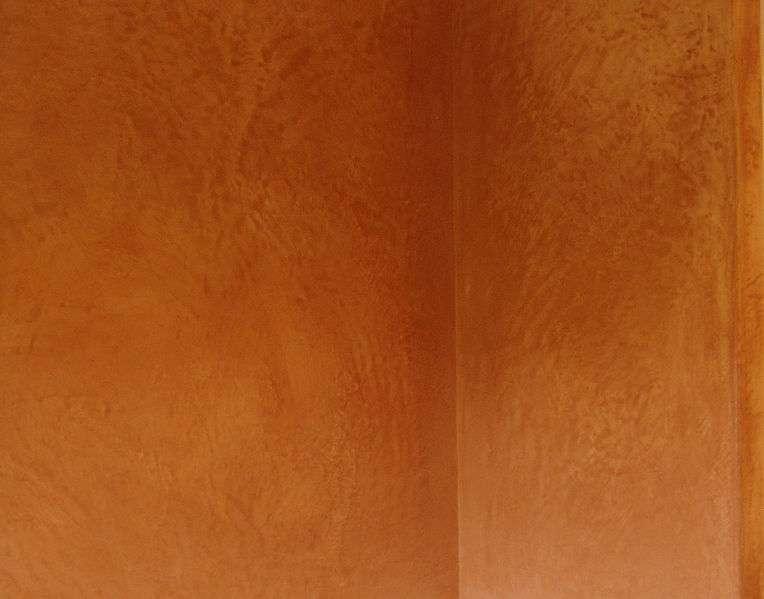 Murs au tadelakt. © Stéphane Baron, domaine public