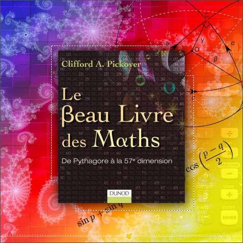 Découvrez la magie des maths. © Dunod