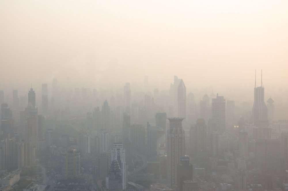 La pollution, dont celle de l'azote, est un problème de santé publique. © David Roos