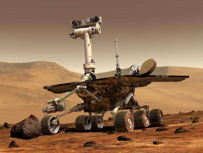 Opportunity ne donne toujours aucun signe de vie, mais la Nasa persévère. © Nasa/JPL/Cornell University