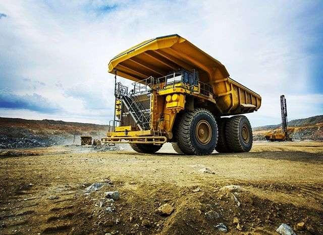 Le Fuel Cell Electric Vehicle opérera dans la mine de platine de Mogalakwena, en Afrique du Sud. © Williams Advanced Engineering, Instagram