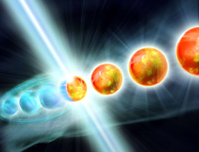 Découvrez les fondements et les applications de la mécanique quantique dans ce dossier. © DR