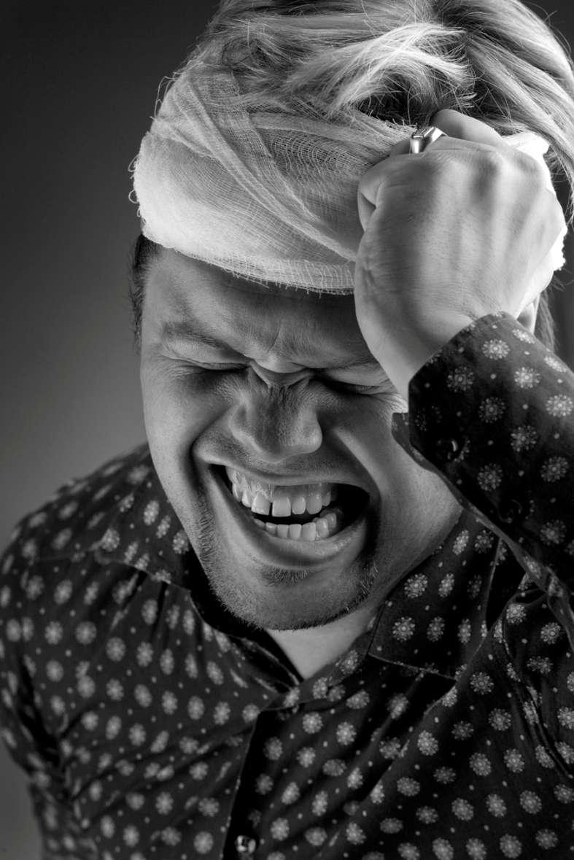Les personnes habituées aux migraines ont un cortex cérébral un peu différent en épaisseur et en surface par rapport à celles qui ne souffrent pas de ces maux de tête. Selon l'OMS, il y aurait plus de 300 millions de personnes dans le monde qui seraient concernés par ces migraines, soit l'équivalent de la population des États-Unis. © Gloffs, StockFreeImages.com
