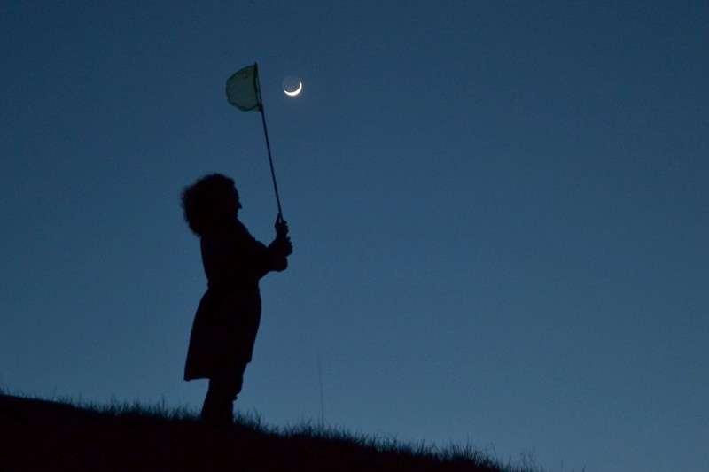 Le rythme de la Lune n'est pas celui du Soleil. La différence entre les deux est appelée épacte, du grec epaktai hemerai, « jours additionnels ». © Jean-Baptiste Feldmann