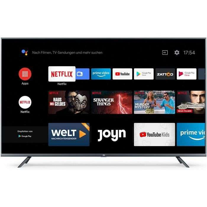 Forte réduction sur la Smart TV 4K Xiaomi Mi 4S © Cdiscount