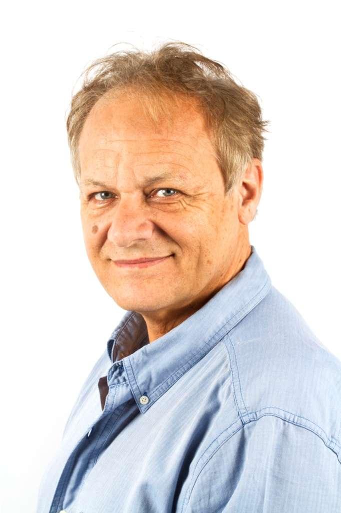L'astrophysicien et cosmologiste Jean-Pierre Luminet. Le 12 mars 2008, le Prix européen de la communication scientifique lui a été décerné à Bruxelles par l'Union européenne. © OBSPM