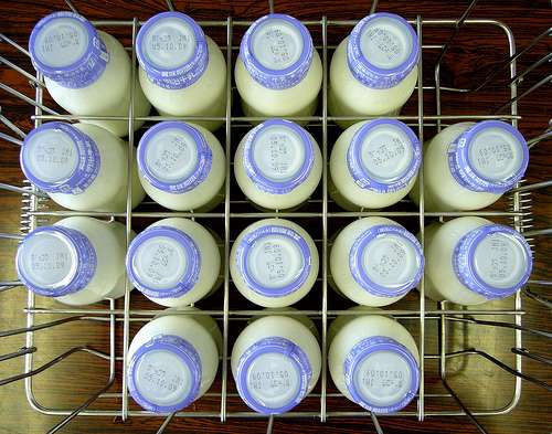 C'est d'abord du lait en poudre qui a été mis en cause mais le lait liquide de plusieurs marques a depuis été déclaré contaminé, ainsi que différents produits laitiers. Les autorités chinoises ont semble-t-il pris le problème très au sérieux. © Adam Chamness / Flickr - Licence Creative Common (by-nc-sa 2.0)