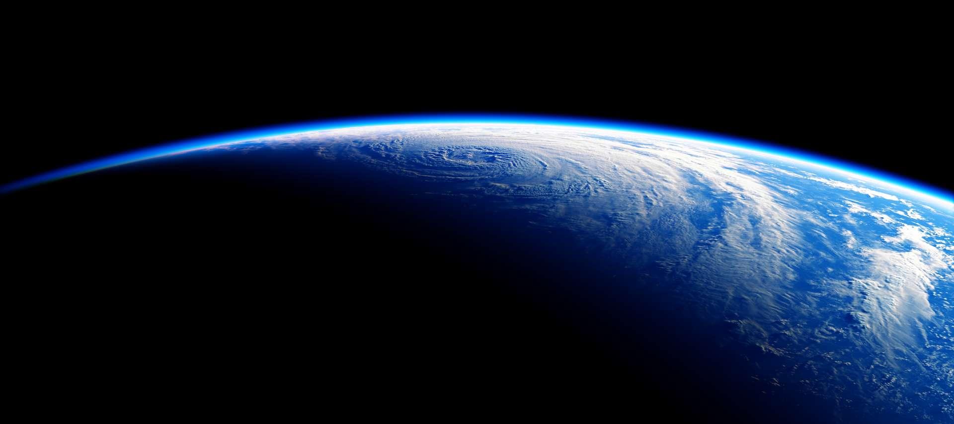 La planète Terre vue de l'espace. © 3dsculptor, Adobe Stock