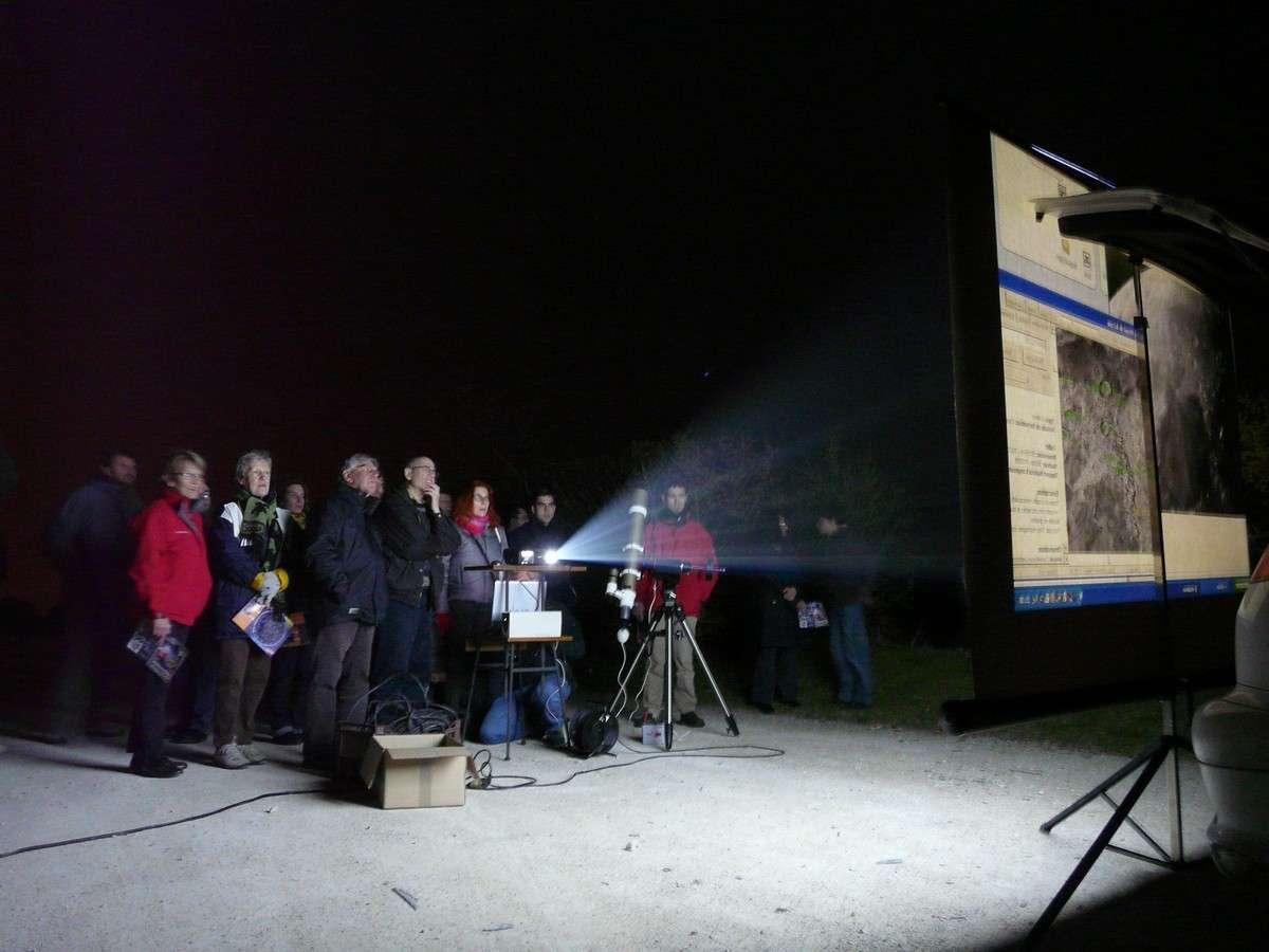 Clubs et associations profiteront de ces Nuits des Etoiles pour faire partager leur passion de l'astronomie. Crédit J-B Feldmann