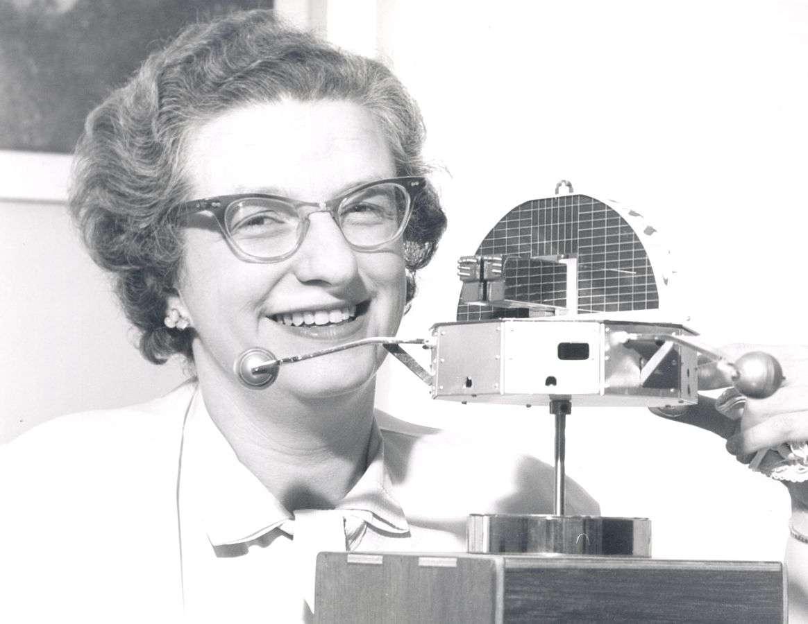 La «mère de Hubble», Nancy Grace Roman, s'est éteinte le 26 décembre 2018 à l'âge de 93 ans. © Nasa