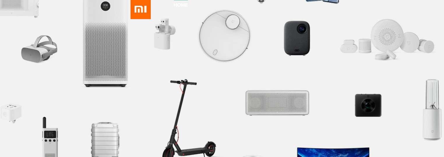 Xiaomi est déjà très diversifié dans l'électronique grand public et l'électroménager. © Xiaomi