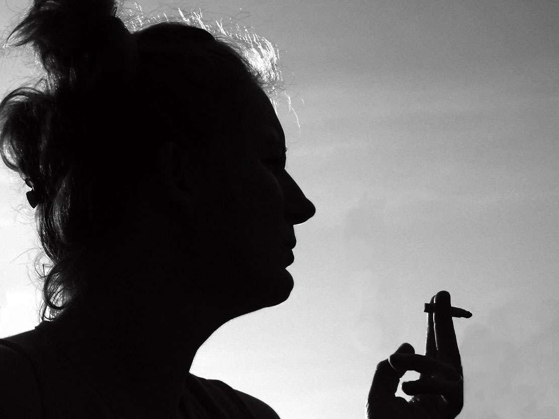 Essouflement : le tabac, pemier facteur de risque de BPCO. Crédit : Jeancliclac - Fotolia