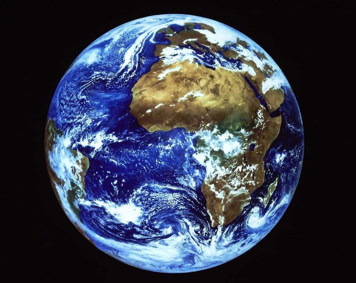 Après le séisme du 11 mars 2011 au Japon, la Terre tourne un peu plus vite. © Nasa/JPL