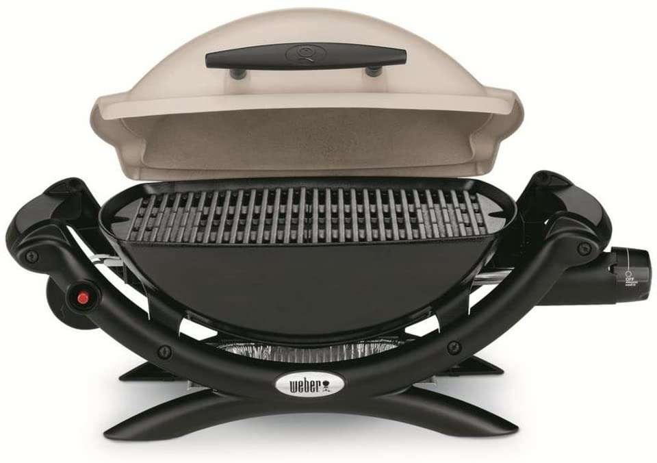 Prime Day : le barbecue Weber Q1000 © Amazon