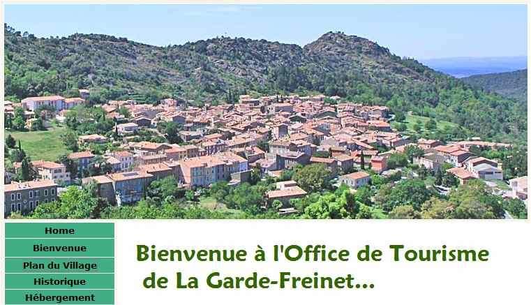 La Garde-Freinet, à 15 kilomètres de Saint-Tropez, est désormais dans la Réserve naturelle. © Municipalité de La Garde-Freinet