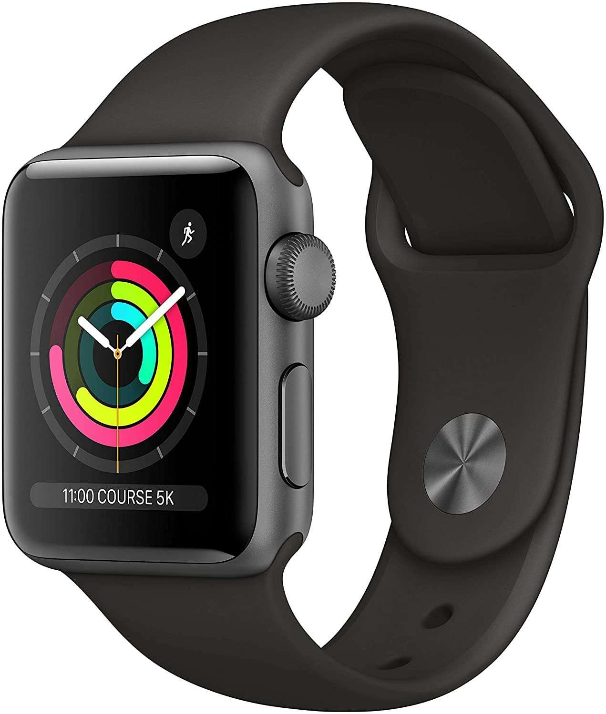 Bon plan : l'Apple Watch Series 3 © Amazon