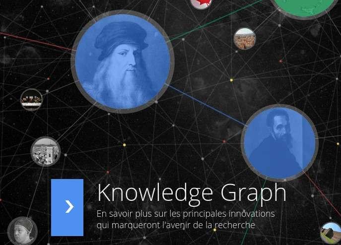 Le Knowledge Graph de Google, une immense base de données capable d'établir des liens entre les objets qu'elle contient, va servir de fondation à l'encyclopédie médicale que Google est en train d'élaborer. Lorsqu'ils interrogeront le moteur de recherche à propos de pathologies courantes, les internautes obtiendront des fiches descriptives illustrées. Ces informations auront au préalable été vérifiées par des médecins. Google précise bien qu'il ne s'agit en aucun cas de se substituer à un avis médical. © Google