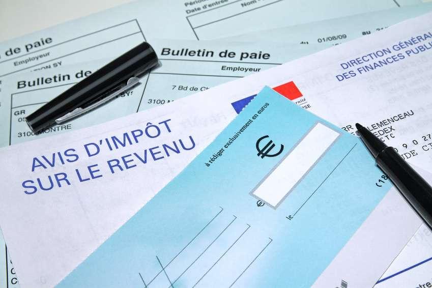 L'abattement prend généralement la forme d'un pourcentage appliqué aux sommes que doit déclarer le contribuable. © Fotolia