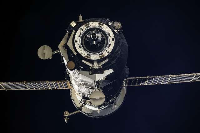 Récemment, les cargos russes Progress ont rencontré plusieurs soucis lors du déroulement de leurs missions. © Nasa