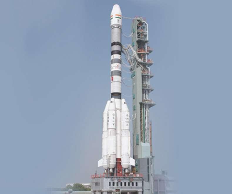 Cet échec risque de bouleverser le calendrier des prochains lancements que prévoyait de réaliser l'Agence spatiale indienne. Il risque également de freiner les ambitions spatiales d'un pays qui envisageait une mission habitée vers 2016. © Isro