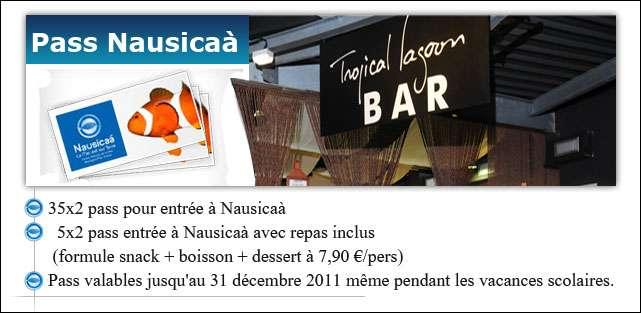 "Concours : ""Nausicaá, la Mer est sur Terre"". © Nausicaá"