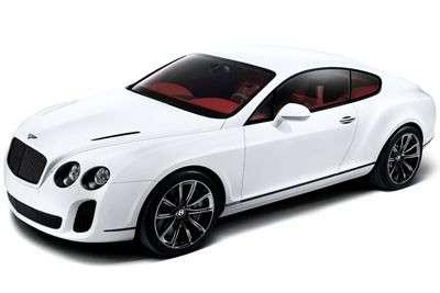 Même les grands s'y mettent ! Cette Bentley Continental Supersports de 630 chevaux consent à rouler au bioéthanol, ce qui réduit de 70% ses émissions de gaz carbonique. Crédit Bentley