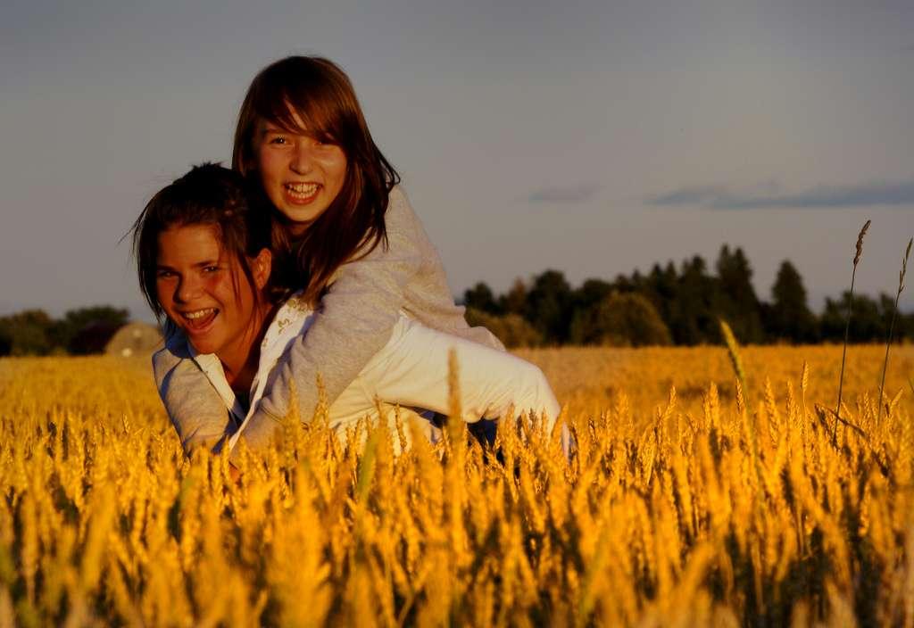 La sympathie correspond à un attrait naturel, spontané et chaleureux qu'une personne éprouve pour une autre. © pfala, Flickr, cc by nd 2.0