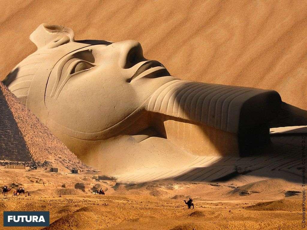 Colosse de Ramsès II - Menphis
