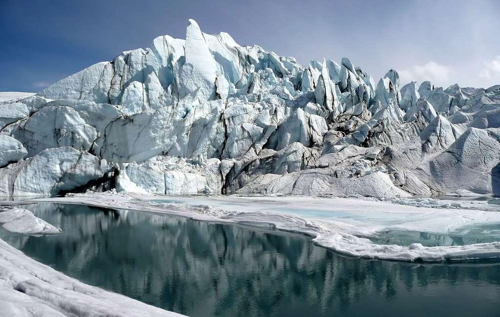 Le glacier Matanuska, le plus grand glacier du monde accessible en voiture