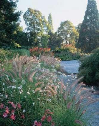 Le Loiret : sa source, et son parc floral