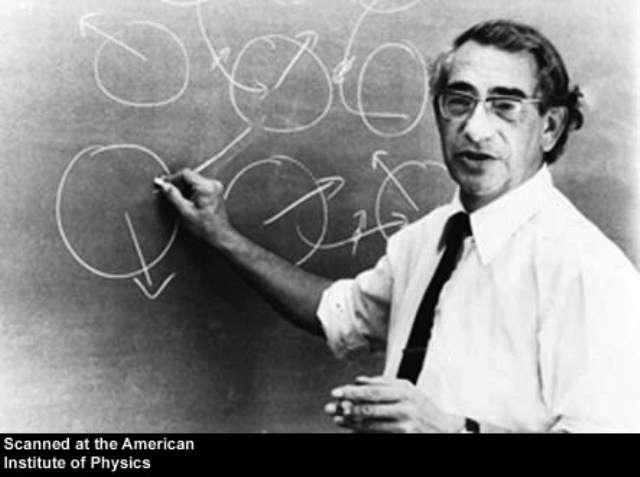 Le physicien John Hubbard. © AIP