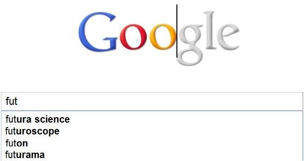 Google est en gris. Parlez-lui. Il se colore.