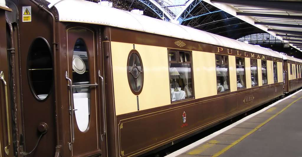 La voiture Pullman. © Our Phellap, Wikimedia commons, CC by-sa 3.0