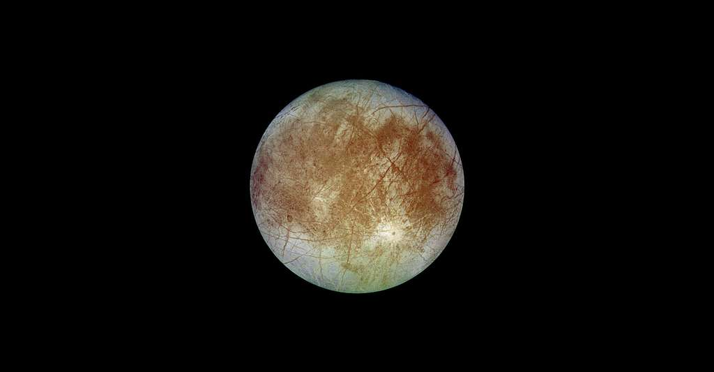 Europe. © NASA/JPL/DLR domaine public