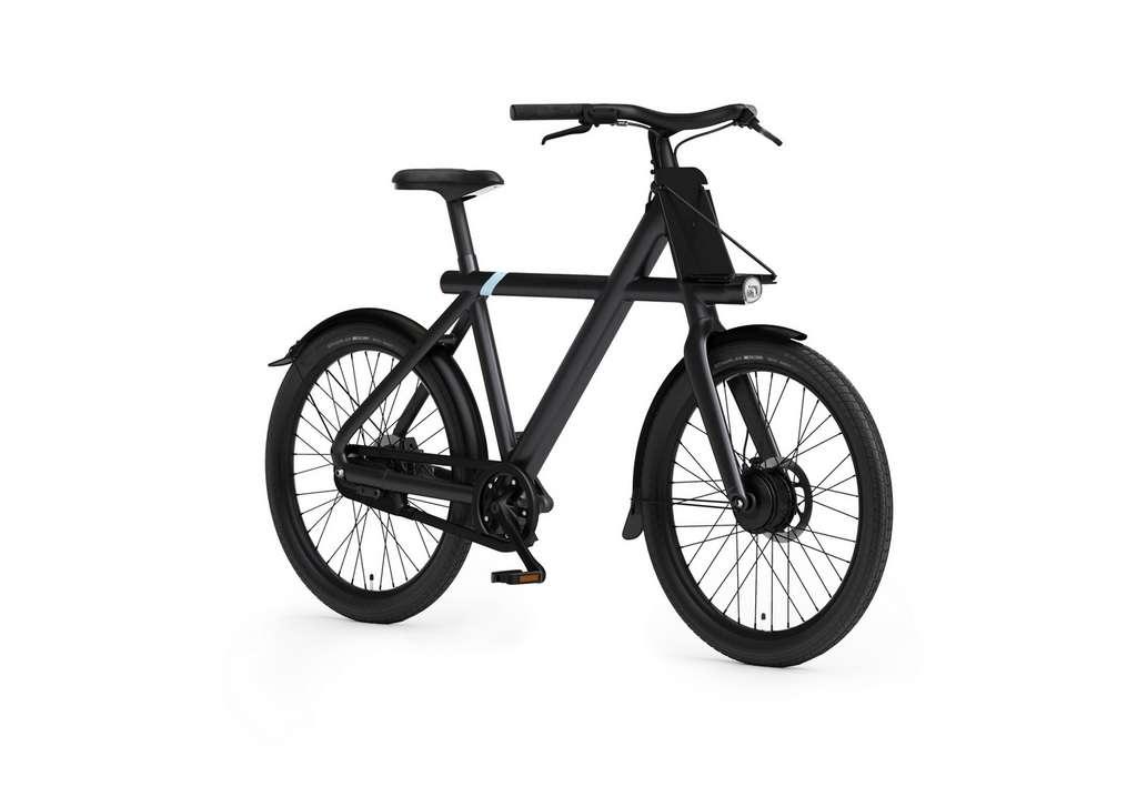 Le VanMoof X3 est la variante destinée aux cyclistes mesurant entre 1,55 et 2 mètres. © VanMoof