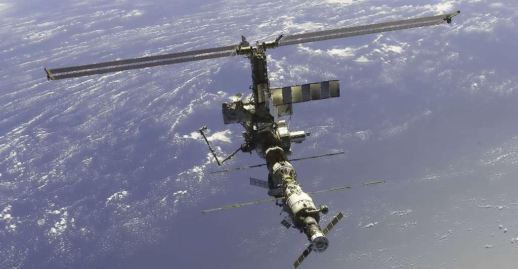 L'ISS. © NASA