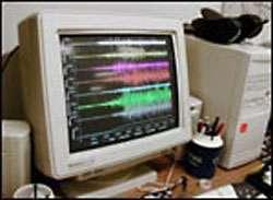Ordinateur détectant plusieurs nanoparticules