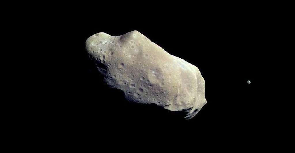 Les météorites martiennes et leur composition. © Nasa, JPL, Wikimedia Commons, DP