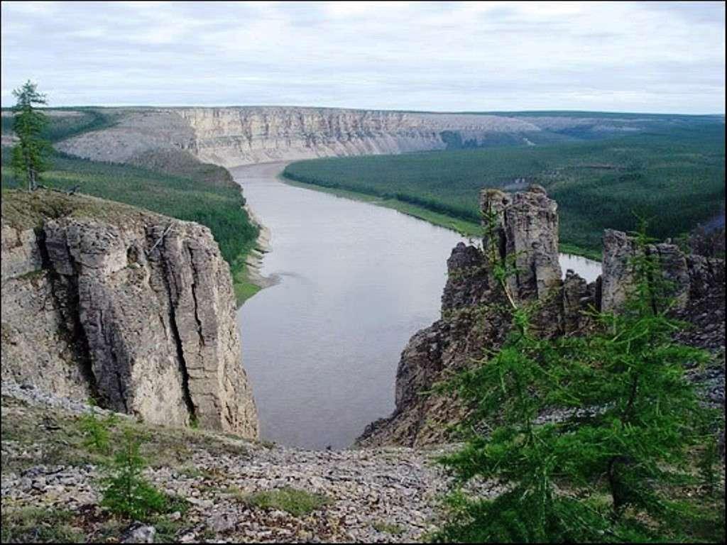 Une vue des trapps de Sibérie. © johnnyrook1-Photobucket Corporation