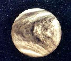 La planète Vénus abriterait-elle la vie ? © seds