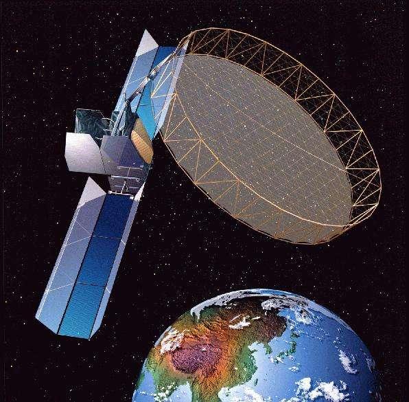 Satellite espion. © Domaine public