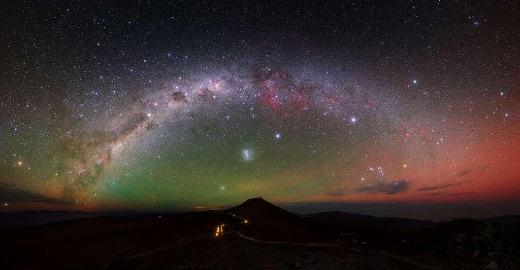 Écoutez le chant des étoiles, la nouvelle musique stellaire. © Y. Beletsky, Wikimedia Commons, CC by 4.0