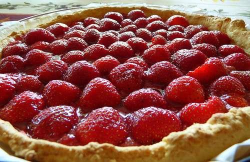 La fisétine contenue dans les fraises préserve les neurones de la maladie d'Alzheimer. © Septentria-Flickr nc nd 20