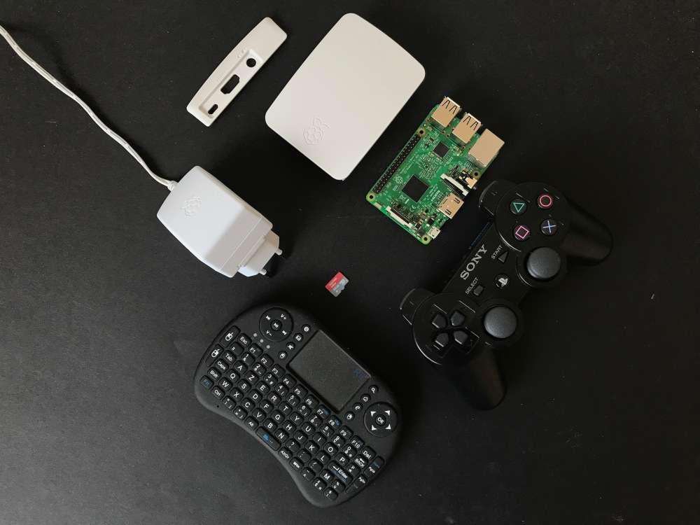 Amateurs de retrogaming, créez votre propre console ! © Recalbox