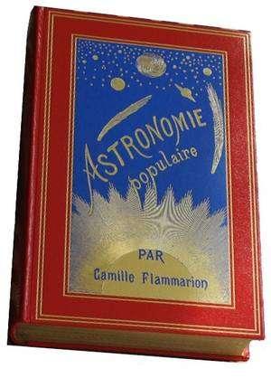 'L'Astronomie Populaire' reste l'oeuvre majeure de Camille Flammarion.