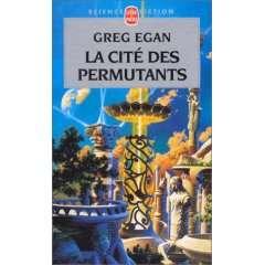 La Cité des permutants, de Greg Egan. © DR