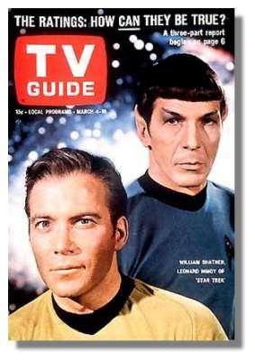 Première apparition des héros de Star Trek dans les médias le 4 mars 1967